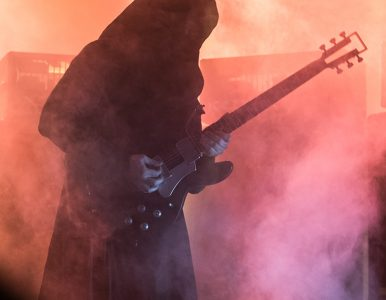 SUNN O))) at Thalia Hall