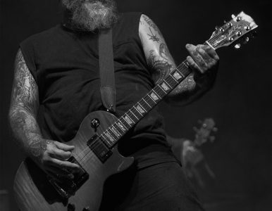 Neurosis live in Chicago at Thalia Hall
