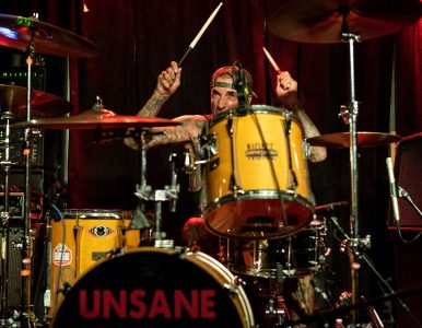 Unsane live at Beat Kitchen