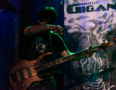 Gigan at Reggies, May 7th, 2018