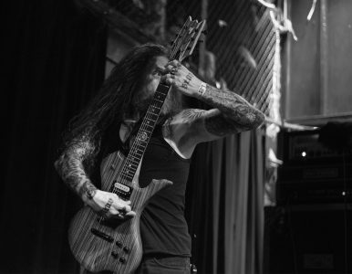Yob live in Chicago at  Reggies Rock Club, July 8, 2018